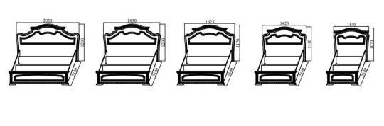 """Спальня """"Деметра"""""""